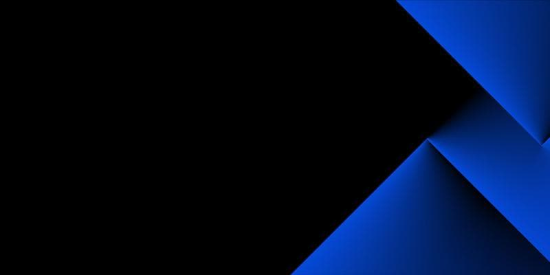 Black and blue abstract background.
