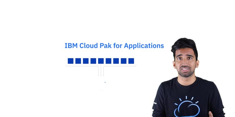 IBM Cloud Pak for Applications in 2 Minutes