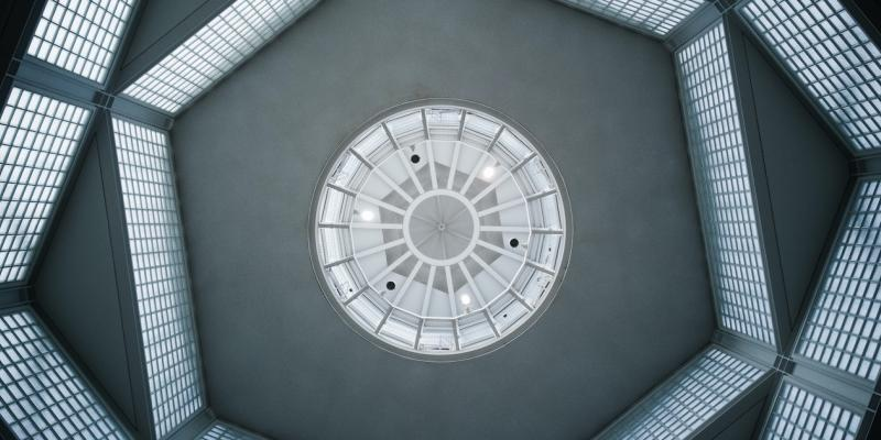 SKYLIGHT OF BUILDING