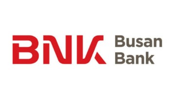 International bank uses IBM MQ as depicted by the Busan Bank logo