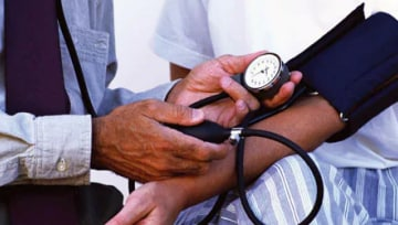 blood pressure checking