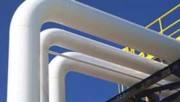 curved pipes