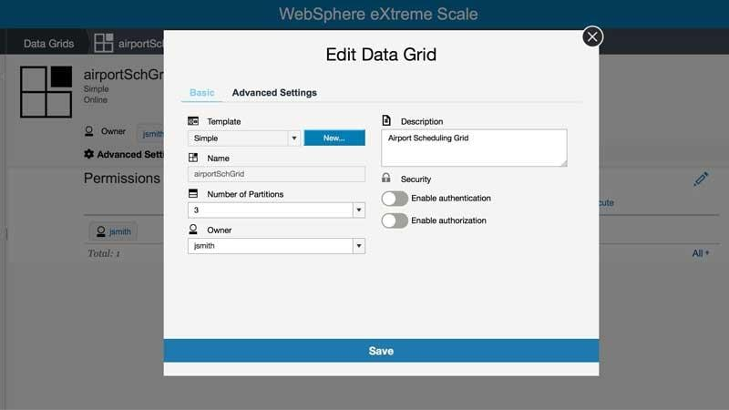 Manage Grids