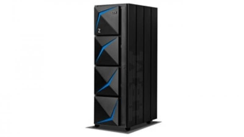 IBM z15 single-frame or multi-frame with one frame