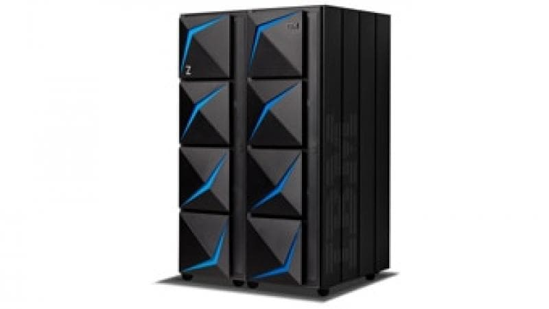 IBM z15 multi-frame with two frames