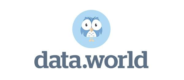 Logotipo do data.world