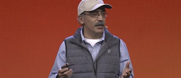 Ruchir Puri, CTO and Chief Architect of IBM Watson