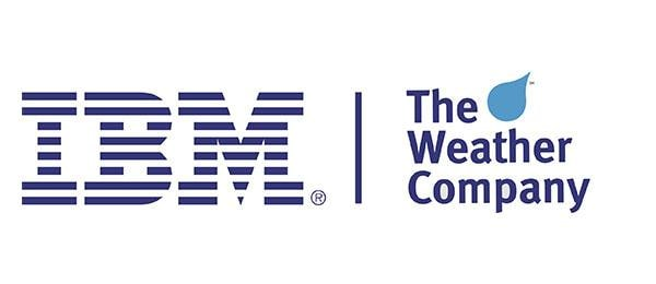 logo ibm weather