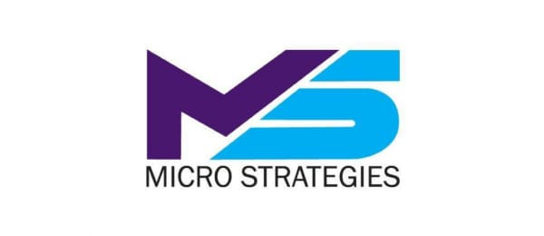Logotipo de Micro Strategies