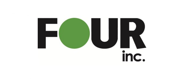 FOUR Inc. logo