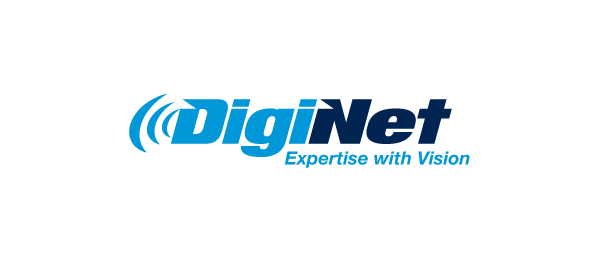 DigiNet logo